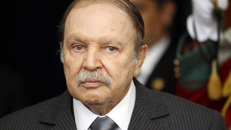An image that illustrates this article Algeria's former president Abdelaziz Bouteflika dies at 84
