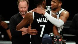 NBA playoffs: Kevin Durant's historic game in vain as Bucks edge Nets in thriller to reach East finals
