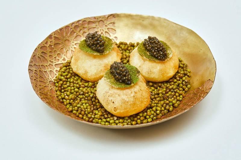 Sona Restaurant food