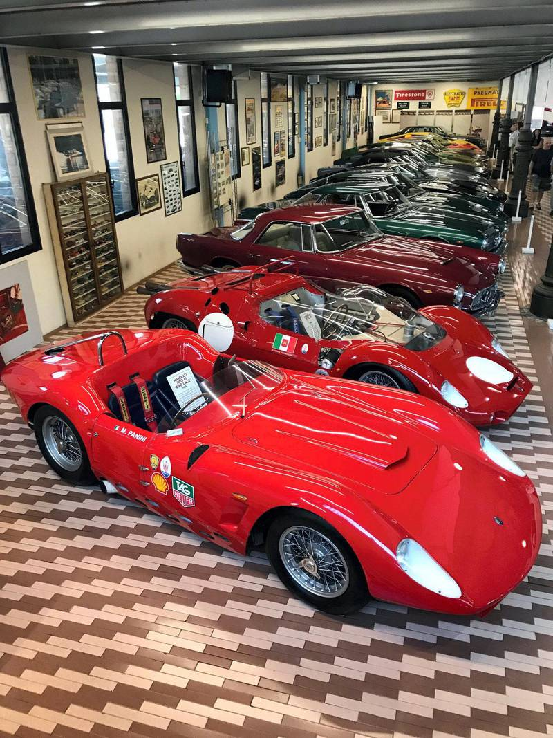 Mille Miglia race announced. Nicholas Webster / The National
