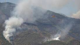 Soldiers tackle wildfire in Spain after 2,500 evacuated