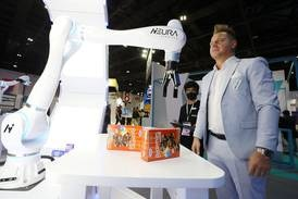 Meet the robots that can 'see, hear and feel' at Gitex 2021 in Dubai