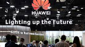 Huawei's revenue slides 29% as consumer business slows