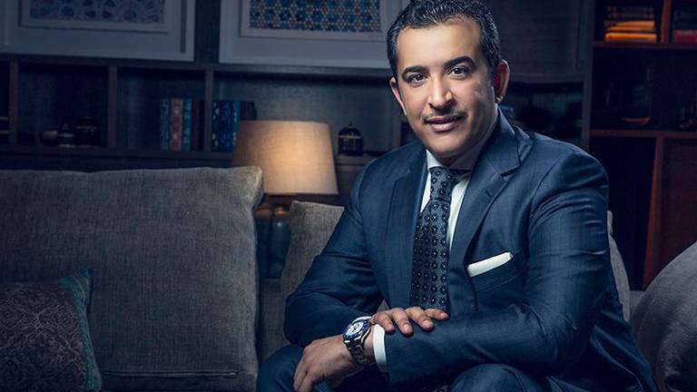 An image that illustrates this article From Desert Storm to disruptive banker: the life-changing events behind Fahed Boodai's success