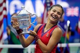Emma Raducanu 'loving life' after making history with US Open title triumph