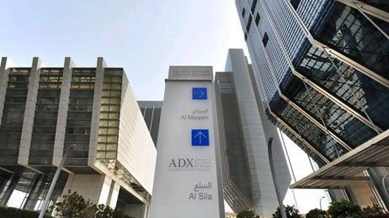 An image that illustrates this article Alpha Dhabi unit RPM lists shares on the ADX