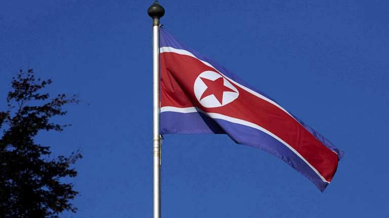 An image that illustrates this article North Korea fires missile into sea, South says