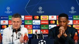 Manchester United v Paris Saint-Germain: Martial takes swipe at Mourinho by praising Solskjaer's 'style of football'