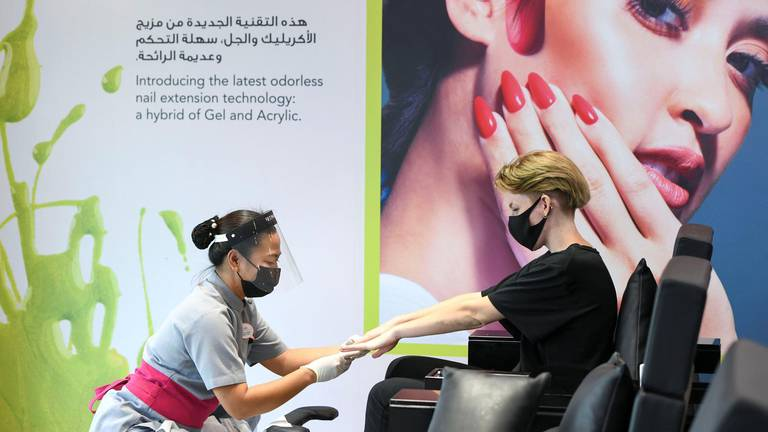 An image that illustrates this article Abu Dhabi salons set for Eid Al Fitr boost as safety-first approach wins customer confidence