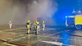 Dubai port explosion: fire on ship in Jebel Ali brought under control