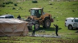 UN criticises Israeli demolition of remote Bedouin village