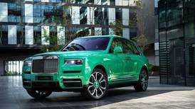 Unique Rolls-Royce duo arrives in the UAE - with two more hot on their wheels