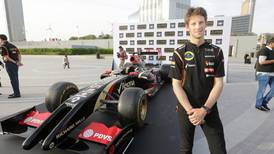 Bloom time by Barcelona for Lotus car, says owner after Emaar deal