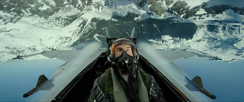 Tom Cruise in Top Gun: Maverick (2021) IMDb