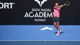 Rafael Nadal's academy shows the Middle East can play to win