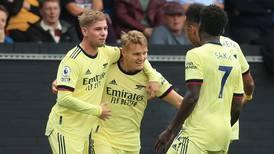 Burnley v Arsenal player ratings: Tarkowski 7, McNeil 5; Odegaard 8, Aubameyang 5