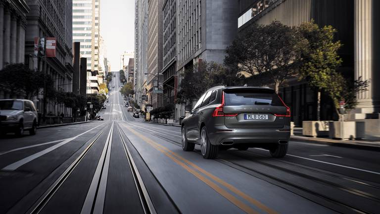 An image that illustrates this article Road test: the Volvo XC60 T8 marks a return to days of glory