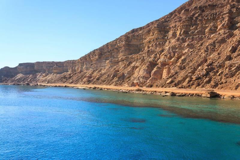 Shores of the Red Sea in Gizan, Saudi Arabia (Courtesy: flydubai) *** Local Caption ***  wk01ja-tr-briefs-gizan.jpg