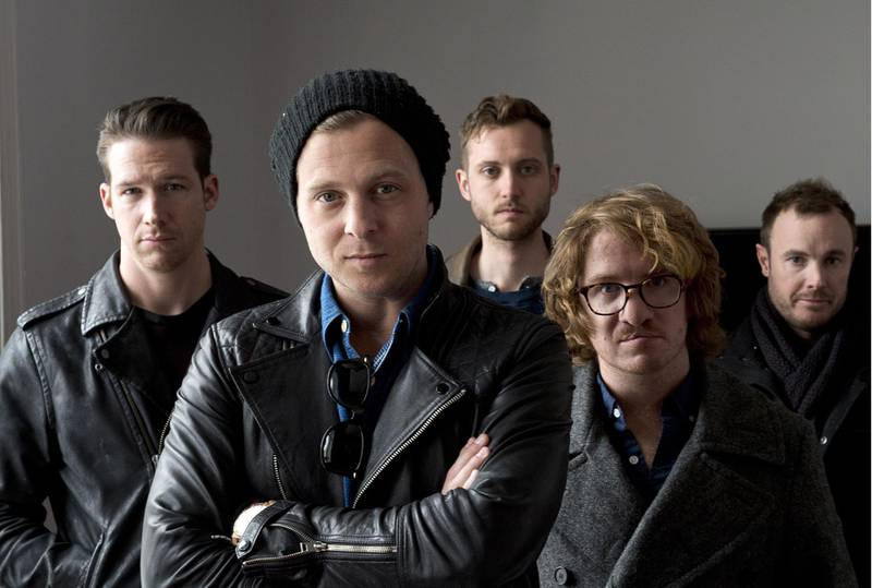 Mandatory Credit: Photo by IBL / Rex Features (2215626b)the band One RepublicOne Republic, Stockholm, Sweden - 14 Mar 2013 *** Local Caption ***  AL02Ap-CD-OneRepublic-group.jpg