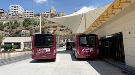 Jordan's new rapid bus system takes off
