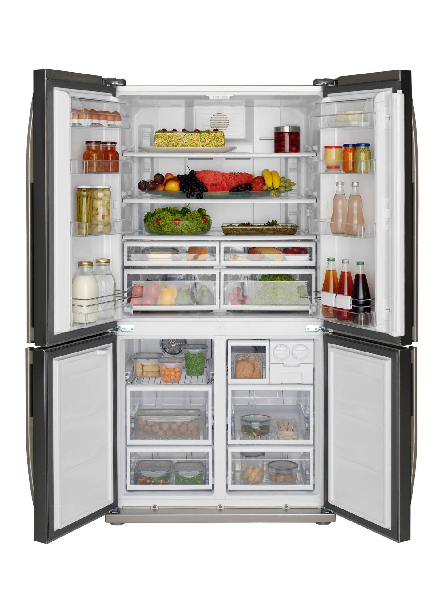 Refrigerator. Getty Images