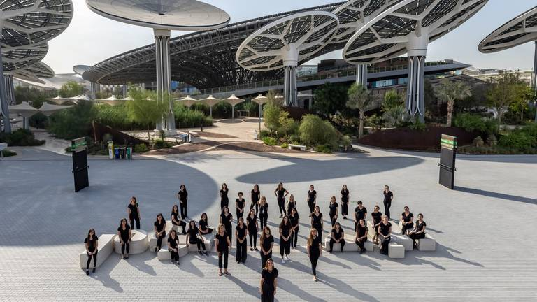 An image that illustrates this article AR Rahman's Firdaus Orchestra to debut at Expo 2020 with tribute to space explorers