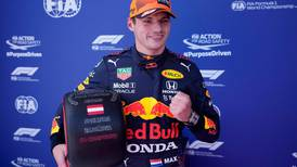 Max Verstappen leads way again as he seals pole position for Red Bull at Styrian Grand Prix