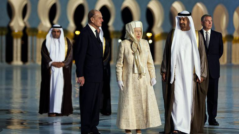 An image that illustrates this article Links between the UAE and the UK tell the story of both countries