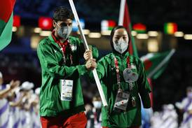 Afghanistan's Chef de Mission makes urgent plea for help to evacuate Paralympic athletes