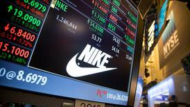 Nike expects revenue to surpass $50bn as global economies recover from pandemic