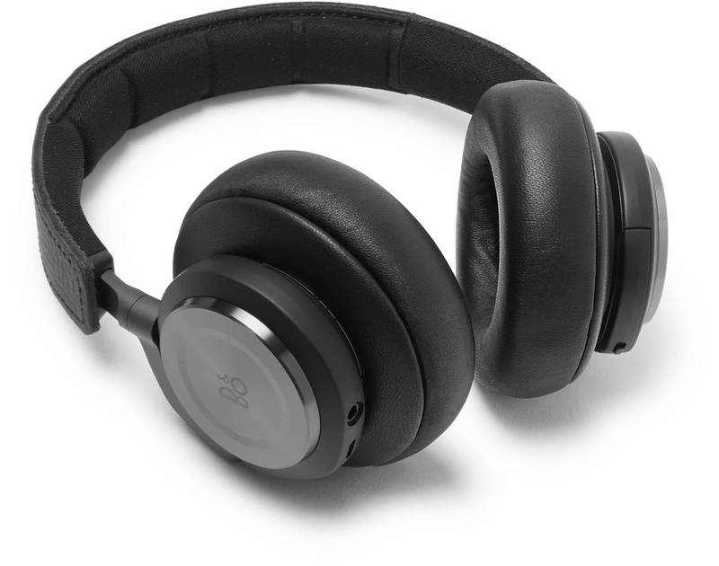 Beoplay H9 Leather Wireless Noise-Cancelling Headphones. Courtesy Mr Porter
