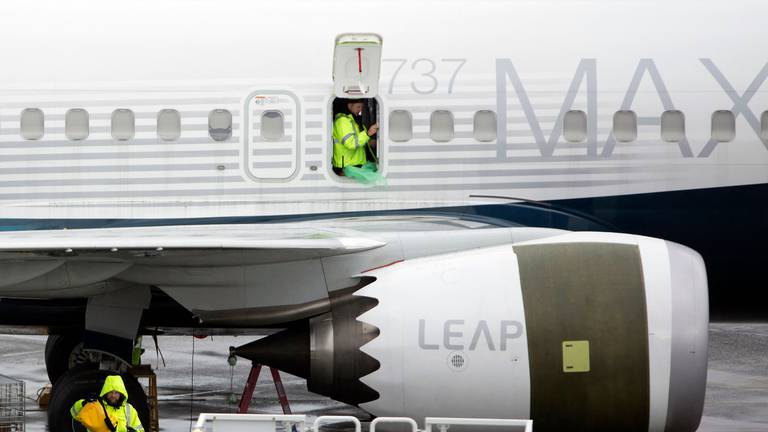 An image that illustrates this article Former Boeing pilot involved in 737 Max testing indicted