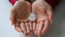 The Key 10138: Sotheby's to accept cryptocurrency for first time in auction of rare 100-carat diamond