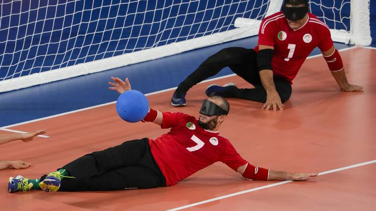 An image that illustrates this article Tokyo Paralympics: the Mena athletes in action on Day 2