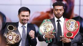 Freddie Roach having to rein in 'amazing' Manny Pacquiao ahead of huge Errol Spence test