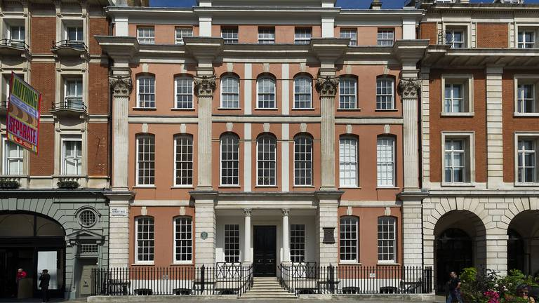 An image that illustrates this article London luxury property: $11.42m apartment in Covent Garden's oldest building