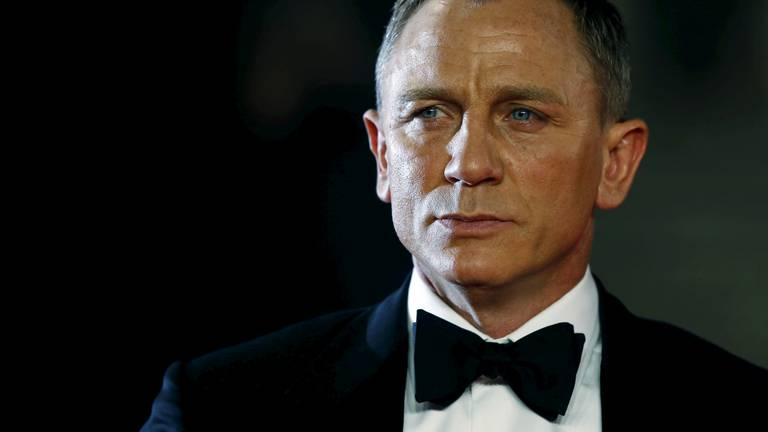An image that illustrates this article Watch: Daniel Craig's emotional speech on 'No Time to Die' set goes viral