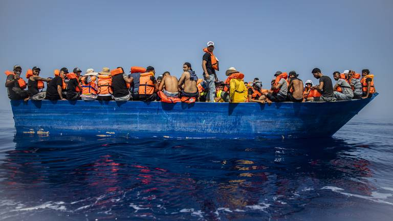 An image that illustrates this article 'You can't care if they die': people smugglers reveal unscrupulous methods