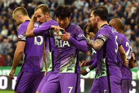 Tottenham outclass Newcastle to spoil takeover party