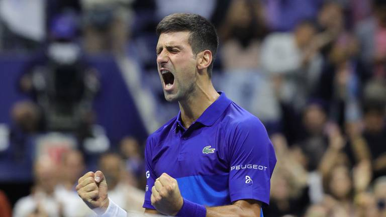 An image that illustrates this article US Open final: Djokovic ready to put 'heart and soul' into completing Grand Slam
