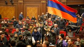 Armenian protesters say Nagorno-Karabakh peace deal is undemocratic