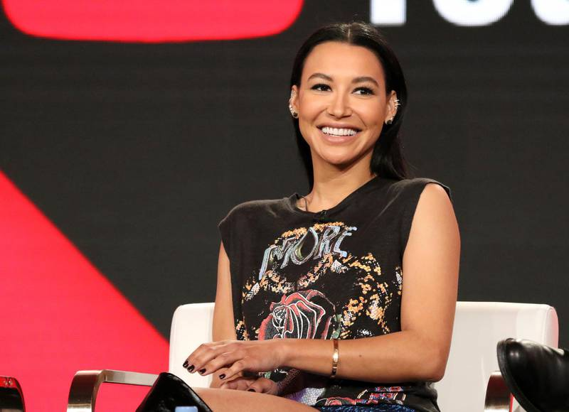 """FILE - In this Saturday, Jan. 13, 2018, file photo, Naya Rivera participates in the """"Step Up: High Water,"""" panel during the YouTube Television Critics Association Winter Press Tour in Pasadena, Calif. A wrongful death lawsuit was filed Tuesday, Nov. 17, 2020, over the death of """"Glee"""" actor Rivera, who drowned over the summer while boating with her 4-year-old son on a California lake. (Photo by Willy Sanjuan/Invision/AP, File)"""