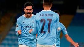 Ilkay Gundogan 8, Sergio Aguero 6; Pepe 5, Luis Diaz 7: Manchester City v Porto player ratings