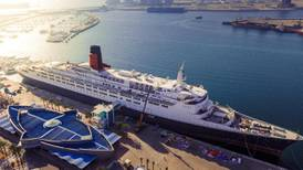 'QE2' to become a floating business hub - as Palm Jumeirah move is ruled out