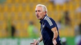 Bert van Marwijk will continue as UAE manager despite World Cup qualifying woes