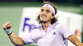 Stefanos Tsitsipas books place in Dubai Duty Free Tennis Championships semi-finals