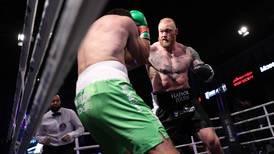'Game of Thrones' star Hafthor Bjornsson dominates in Dubai heavyweight fight