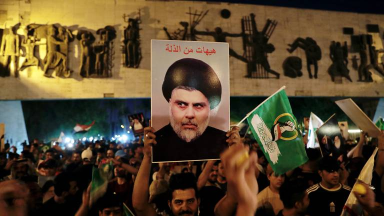 An image that illustrates this article The longer Iraq's election results take, the less meaningful they may become
