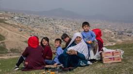 Afghans ring in the new year beset by uncertainty