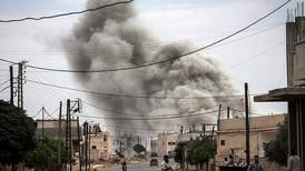 Syria air strikes threaten to overwhelm Idlib hospitals